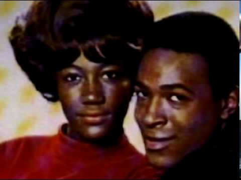 MARVIN GAYE & KIM WESTON-baby i need your loving-1965