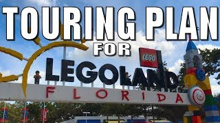 Legoland Florida Touring Plan