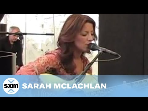 "Sarah McLachlan Performs ""Building a Mystery"" Acoustic on SIRIUS XM's The Coffee House Live"