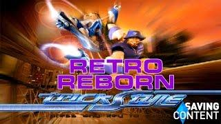 Retro Reborn: TrickStyle