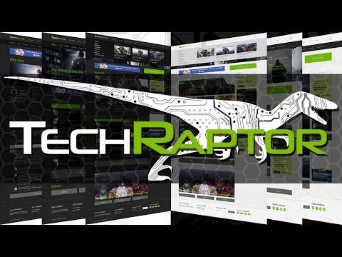 Download TechRaptor Kickstarter - FUNDED!