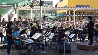 【吹奏楽】POPSメドレー(サクラ咲け~愛唄~前前前世~Story~One Love)さいたま市立泰平中学校吹奏楽部