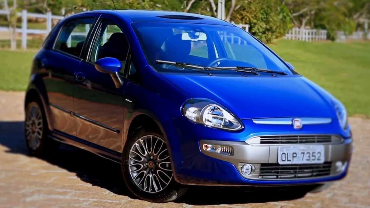 fiat punto 2013 youtube. Black Bedroom Furniture Sets. Home Design Ideas