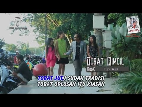 Download Lagu Rap X - Tobat Kimcil