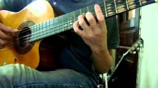 Cô bé mùa đông - Guitar solo