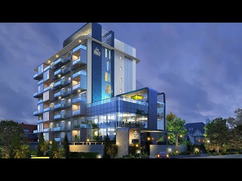 Real Estate Development in Accra: An Overview of Tribute House by Scot Murray of Denya Developers