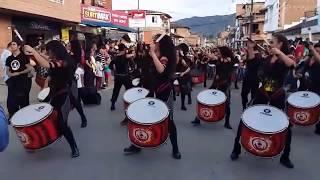AAINJAA - Recorrido Festival Internacional El Gesto Noble 2016