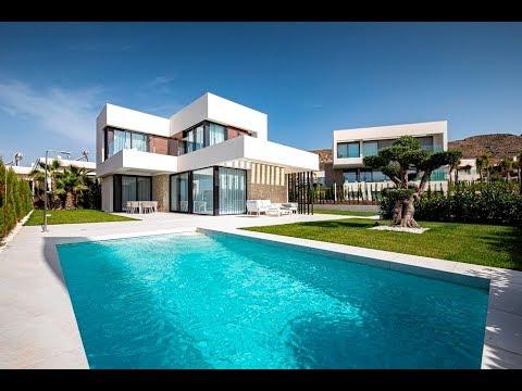 Maison moderne de luxe ✅ à vendre à Finestrat sur les hauteurs de Benidorm