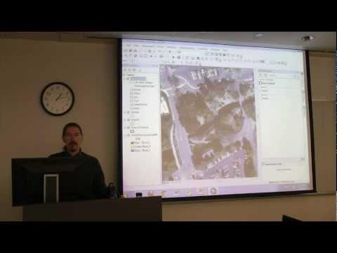 7b-Digitizing Base Map Data - Part Two