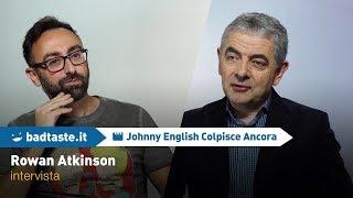 EXCL - Johnny English Colpisce Ancora: intervista a Rowan Atkinson