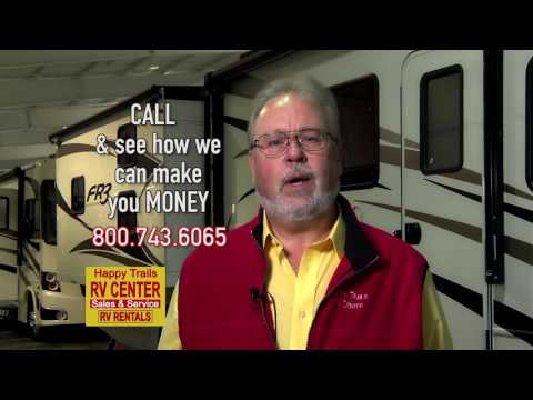 Happy Trails RV Rental Program