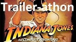Indiana Jones 1-4 Trailers (Trailer-athon Series) HD