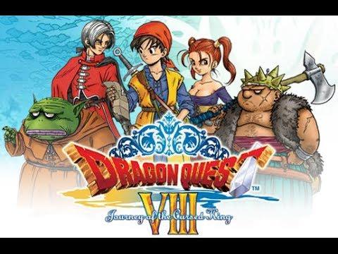 Dragon Quest VIII  Android et iOS [ Français ] (Part1) * excellent jeu*
