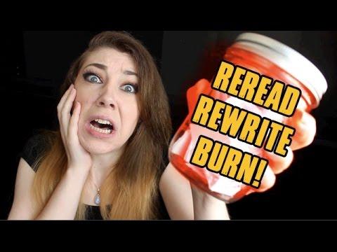 REREAD REWRITE BURN | JAR GAMES 3