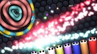 Slither.io Stay Away From The Tiny Snake Epic Slitherio Gameplay! (Slitherio Best Moments)