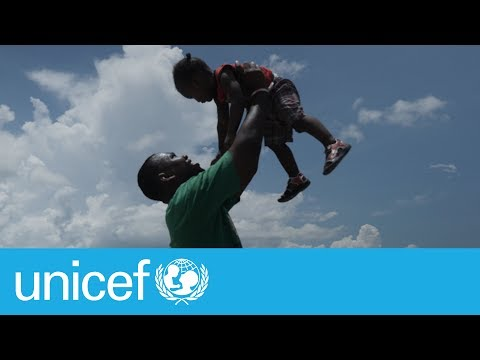 A stay-at-home super dad in Belize I UNICEF