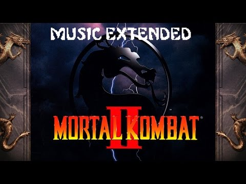 Mortal Kombat II (1993) Music Extended Version