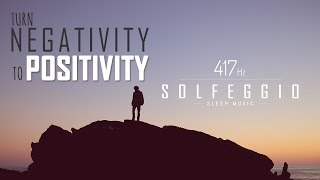 417 Hz ► DESTROY ALL NEGATIVITY | 9 Hours