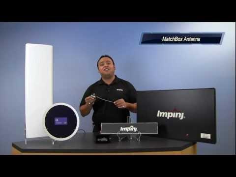 Impinj UHF RFID Reader Antenna Portfolio
