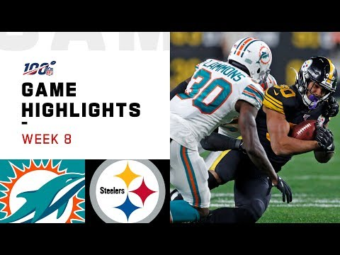 Sports Wrap with Ron Potesta - Steelers Shut Down Dolphins To Win In Pittsburgh