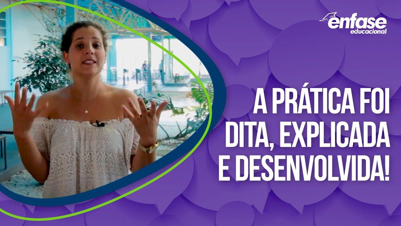 Joice Moraes   A prática na Educação Infantil foi dita, explicada e desenvolvida!