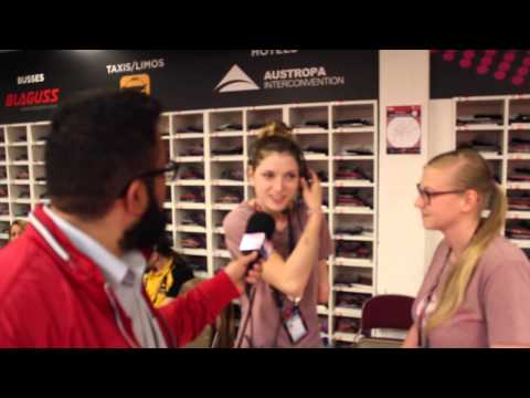 OGAE Armenia shows you the Press Center in Vienna!
