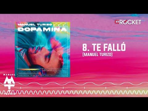 Te Falló – MTZ Manuel Turizo   Audio Oficial