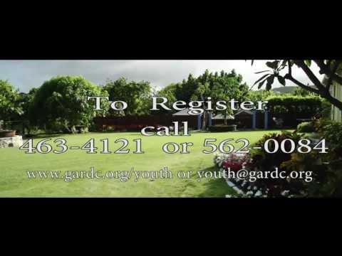 GARD CENTER  TV promo in Antigua and Barbuda.