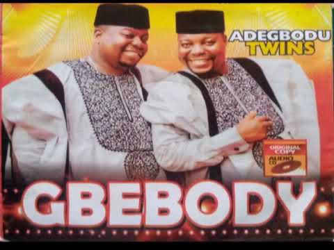 Download GBEDODY BY ADEGBODU TWINS