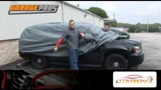 Coverking Car Cover Installation