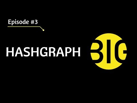 Episode #3: Hashgraph -  What is it? / How it works / Hashgraph vs Blockchain
