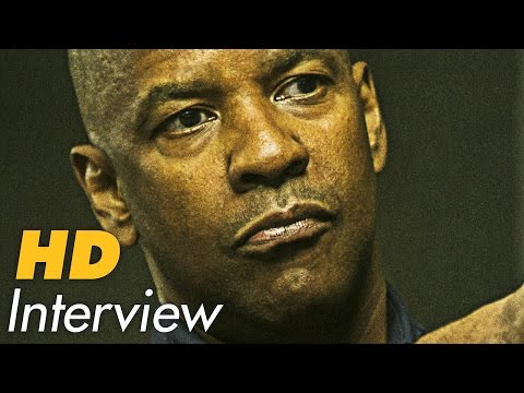 THE EQUALIZER | Denzel Washington Interview [HD]