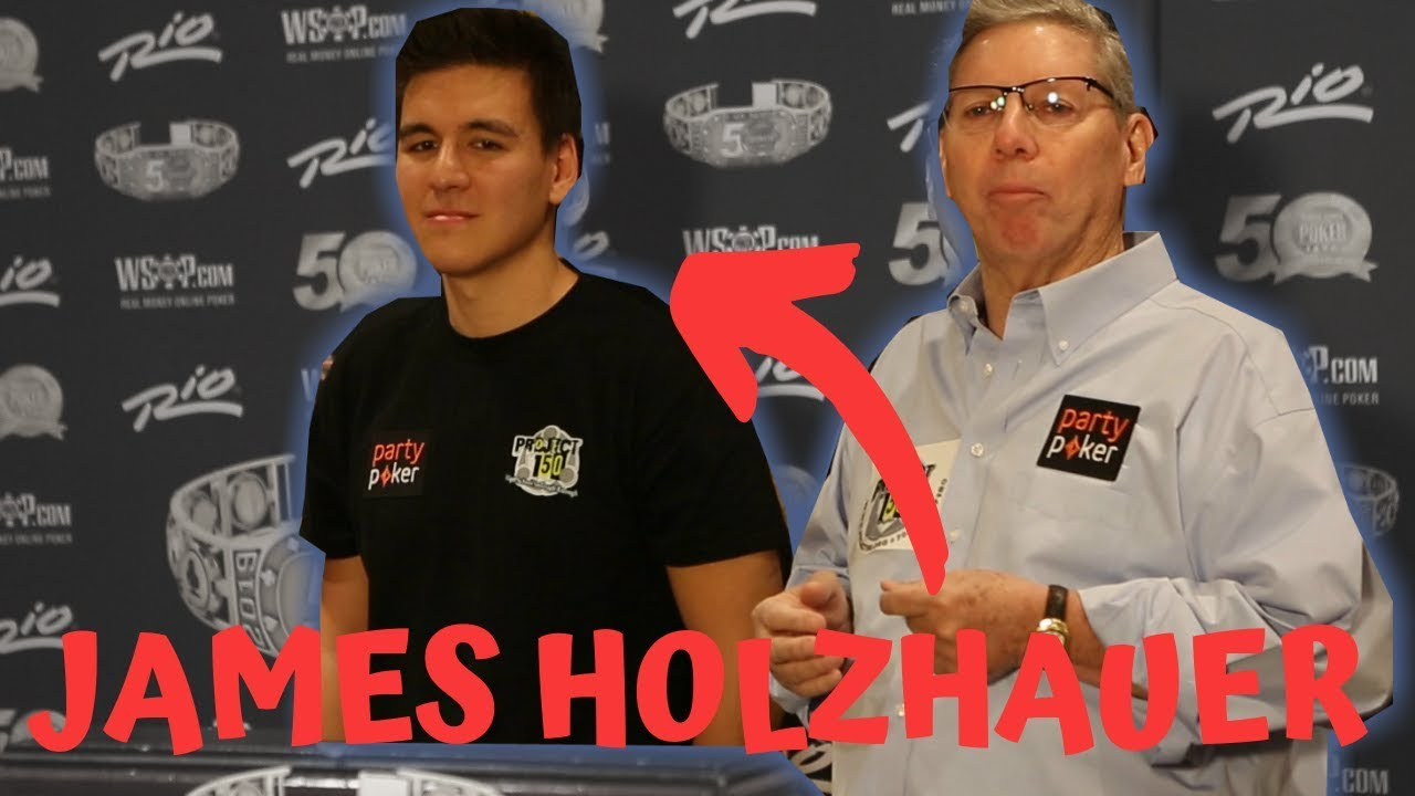 Jeopardy! Superstar James Holzhauer Plays 2019 World Series Of Poker