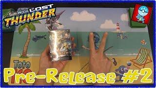 Pokemon TCG: SM8: Lost Thunder: Saturday Midday Pre Release #2
