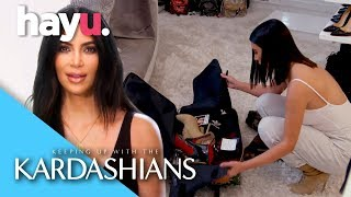 Kim Secretly Transforms Khloe   Keeping Up With The Kardashians