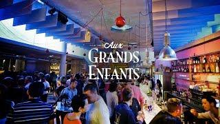 Aux Grands Enfants | Bar Lounge Salsa