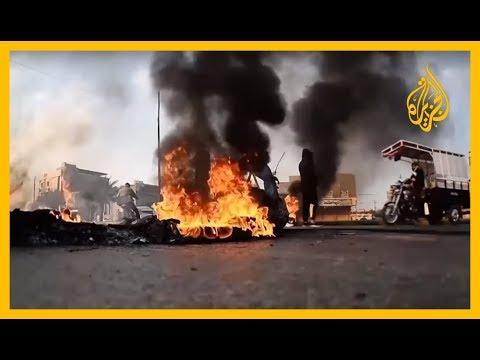 للمطالبة بإصلاح سياسي واقتصادي.. عودة الاحتجاجات بقوة للعراق  - 23:58-2020 / 1 / 19