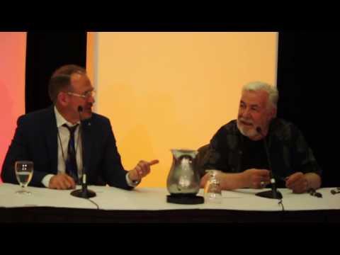 TFCon 2016 Ian James Corlett & Jim Byrnes