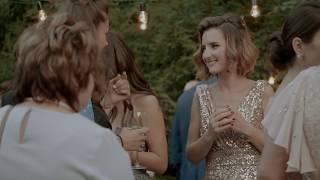 Красивая летняя стильная и изысканная свадьба Кирилла и Света