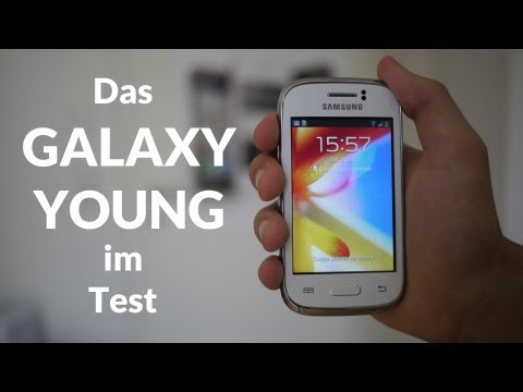 Samsung Galaxy Young im Test (Deutsch)