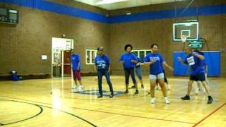"Step Line Dance Brentnell Line Dance Chuck Brown  ""Chuck Baby"""