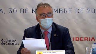 Canarias pide armonizar los sistemas de control sanitario