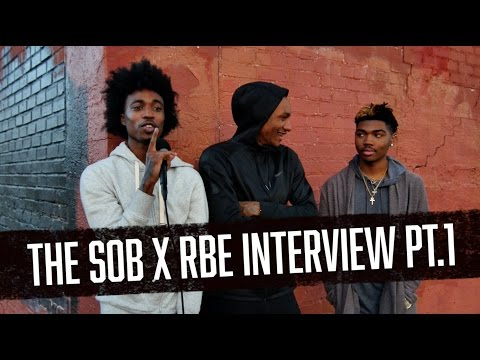 The SOB x RBE Interview Pt. 1 || Thizzler.com Interview