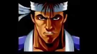 レトロ2D格闘ゲームオープニングムービー!! ADK/NEOGEOオンラインコレク...