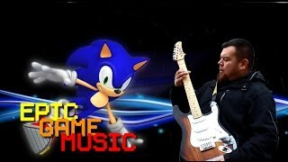 Baixar - Sonic The Hedgehog Labyrinth Zone Music Video Epic Game Music Grátis