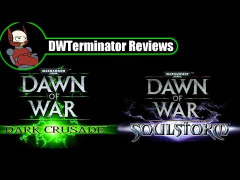 Review - Warhammer 40,000: Dawn of War - Dark Crusade u0026 Soulstorm