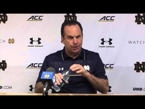 Coach Brey Post Game Press Conference - Minnesota-Duluth
