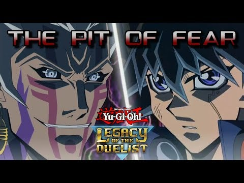 Let's Play Yu-Gi-Oh! Legacy of the Duelist (Part 39) - The Pit of Fear |