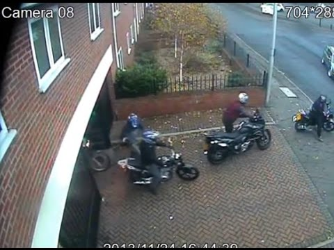 Как угоняют наши мотоциклы/ Угнали мотоцикл #1