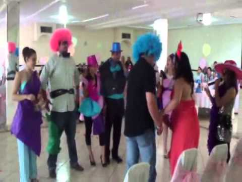 Baby Shower Mixto Monterrey Youtube